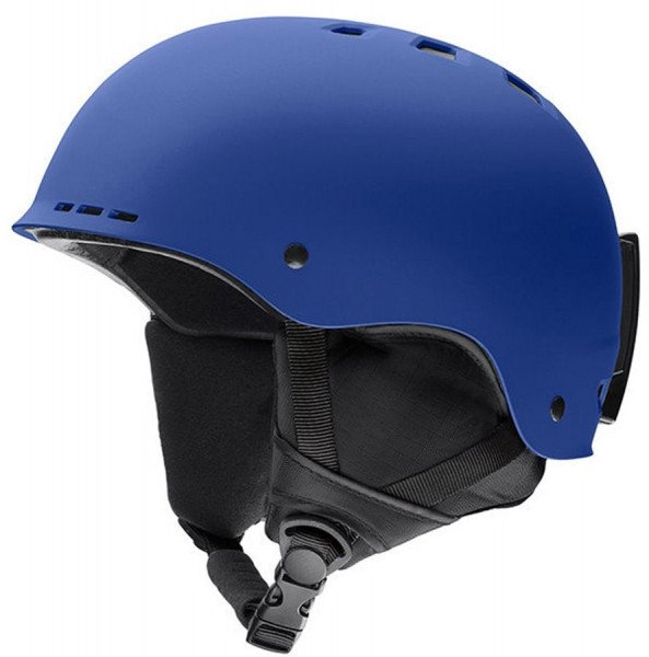 SMITH HELMET HOLT MATTE KLEIN BLUE