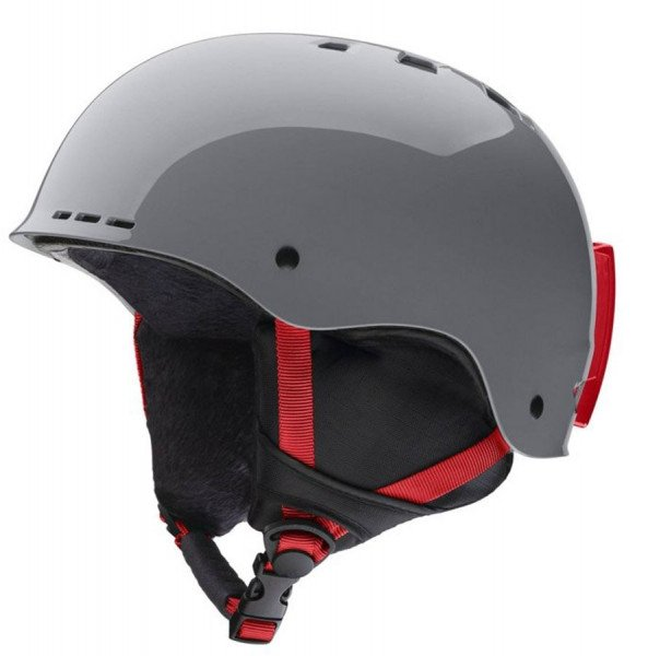 SMITH HELMET HOLT JUNIOR RENTAL GUNMETAL