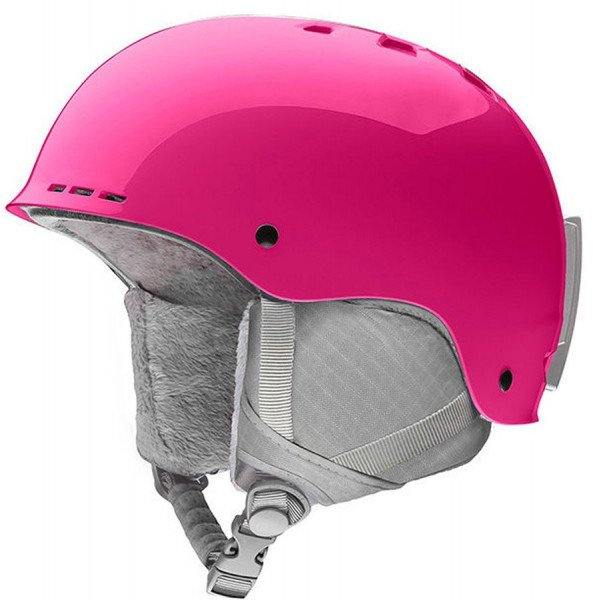 SMITH HELMET HOLT JUNIOR PINK ROSE