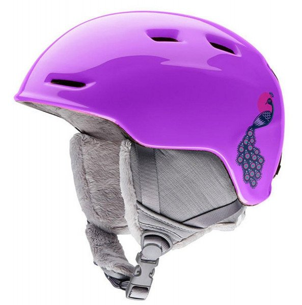 SMITH HELMET ZOOM JUNIOR PURPLE