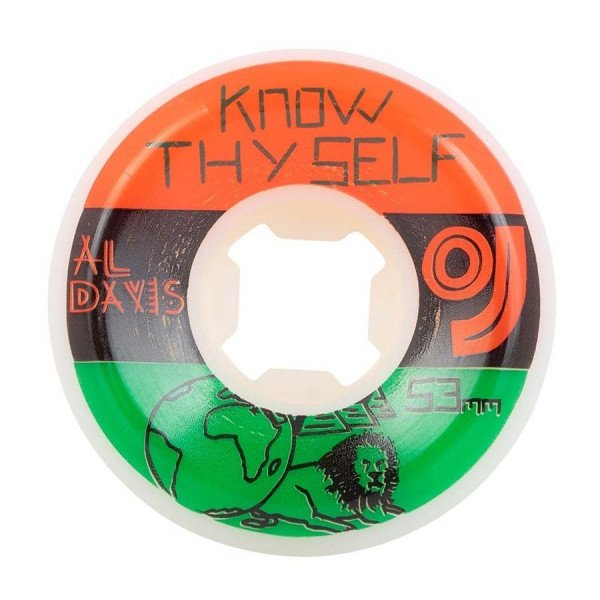 OJ RITENĪŠI DAVIS KNOW THY SELF ORIGINAL 53 MM 101A