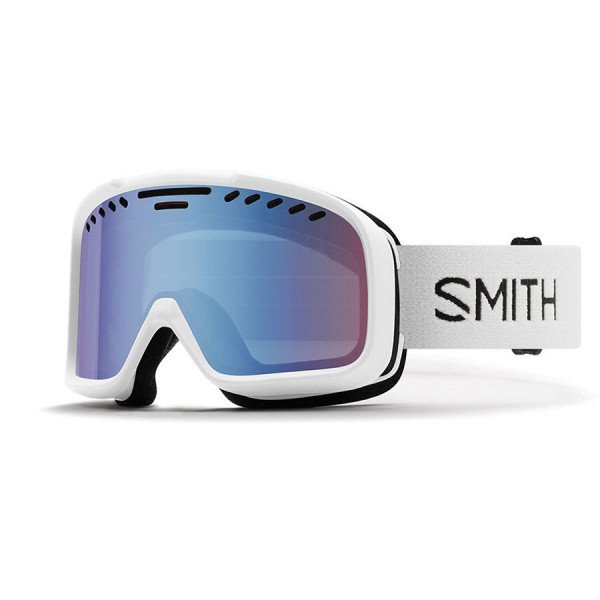 SMITH GOOGLES PROJECT WHITE BLUE SENSOR W19