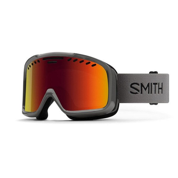 SMITH BRILLES PROJECT CHARCOAL RED SOL X W19