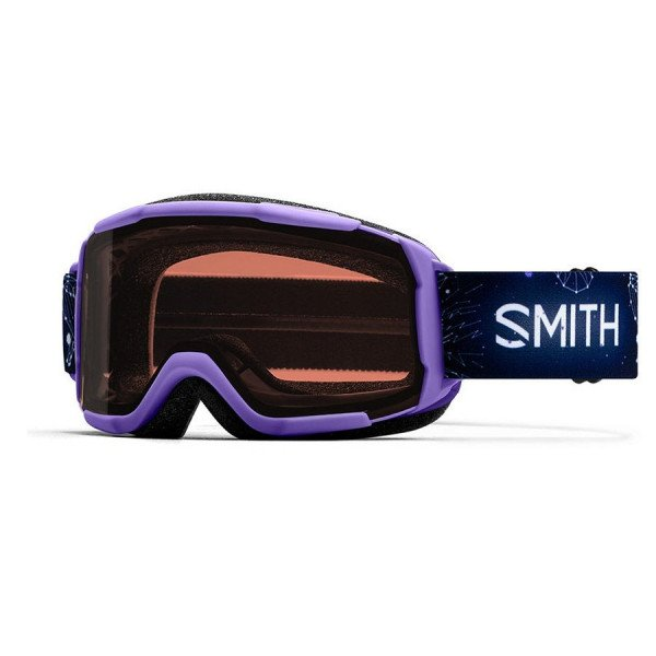 SMITH GOOGLES DAREDEVIL PURPLE GALAXY RC36 W19