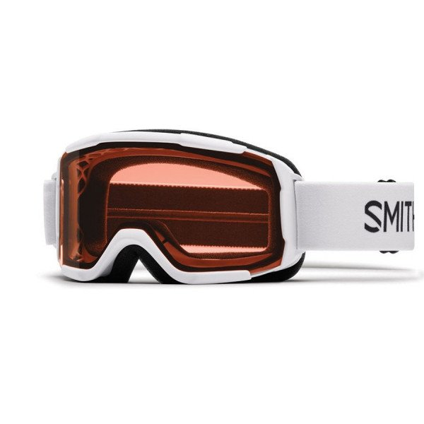 SMITH GOOGLES DAREDEVIL WHITE RC36 W19