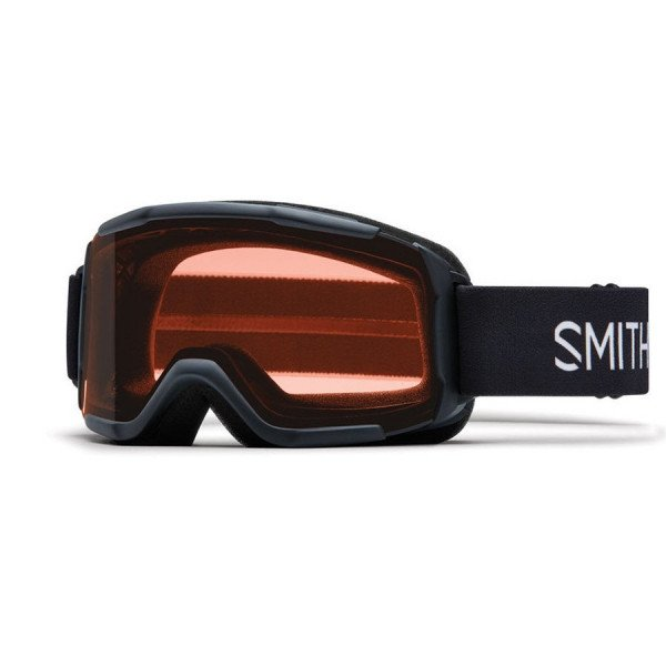 SMITH GOOGLES DAREDEVIL BLACK RC36 W19