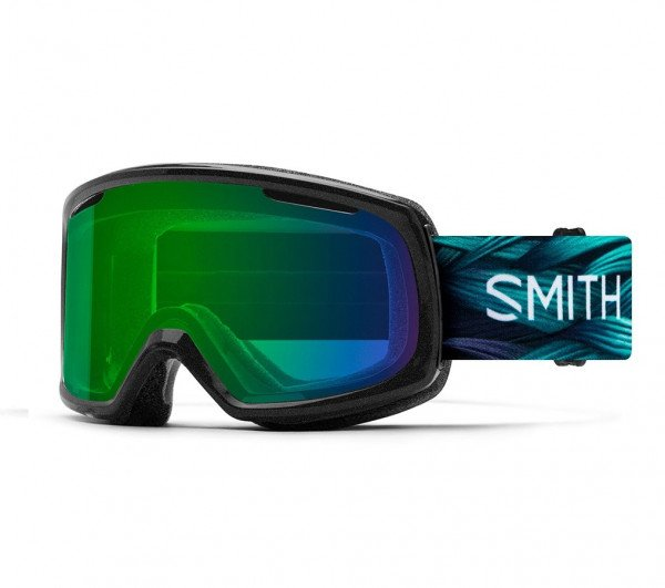 SMITH GOGGLES RIOT ADELE RENAULT CP GREEN MIRROR W19