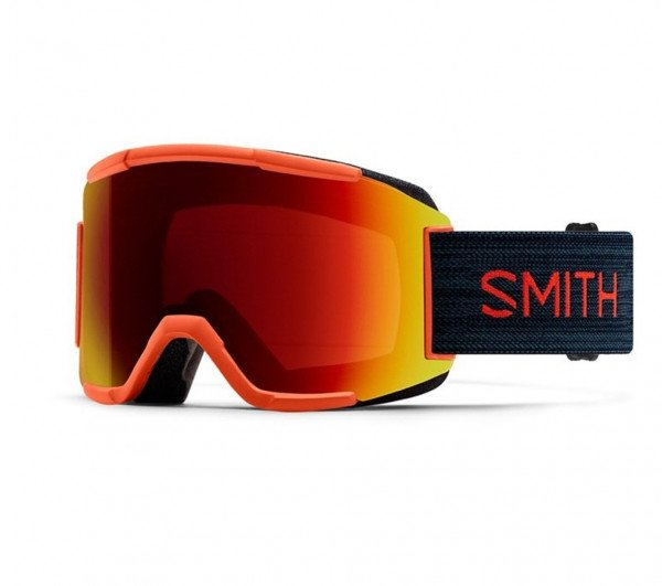 SMITH BRILLES SQUAD RED ROCK CP SUN RED MIRROR W19