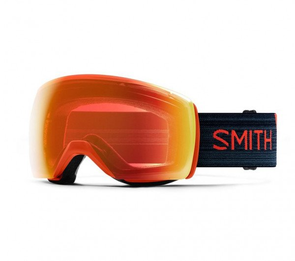 SMITH BRILLES SKYLINE XL RED ROCK CP ED RED MIRROR W19