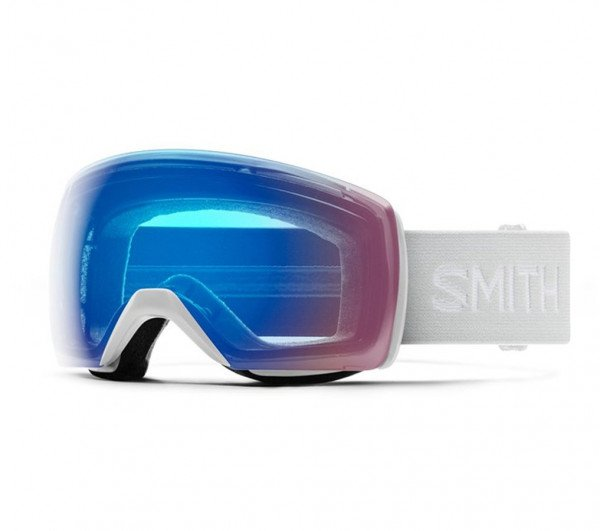 SMITH BRILLES SKYLINE XL WHITE VAPOR CP STORM ROSE FLASH W19