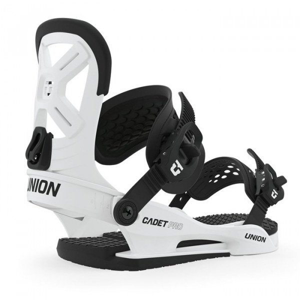 UNION BINDINGS CADET PRO WHITE W19
