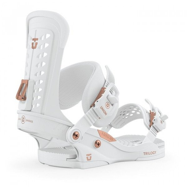UNION BINDINGS TRILOGY WHITE W19