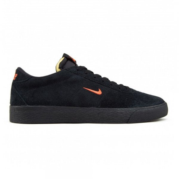 NIKE APAVI SB ZOOM BRUIN BLACK BRIGHT CRIMSON H19