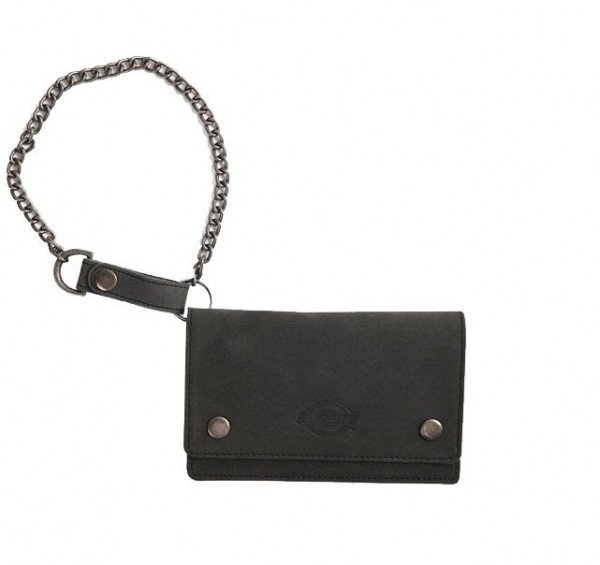 DICKIES MAKS DEEDSVILLE WALLET BLACK F19