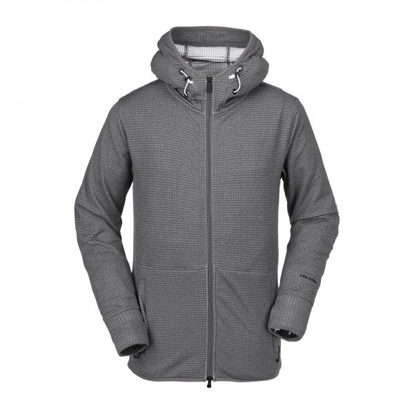 VOLCOM DŽEMPERIS POLARTEC TECH HOODY HGR W19