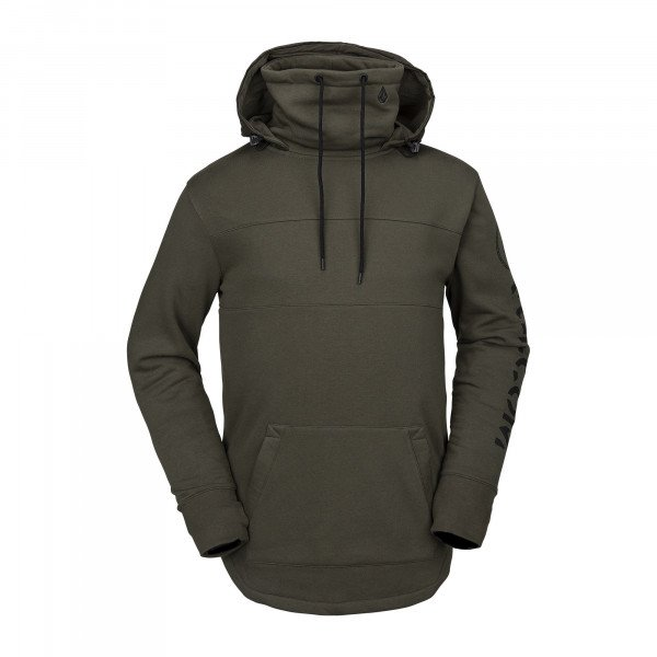 VOLCOM DŽEMPERIS HOOD MIYOSHI FLEECE FRS W19