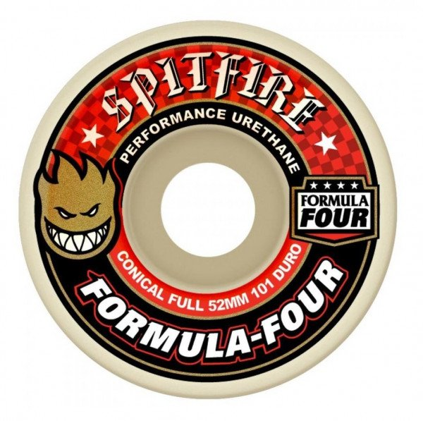 SPITFIRE RITENĪŠI FORMULA FOUR 101D CONICAL FULL 52 MM