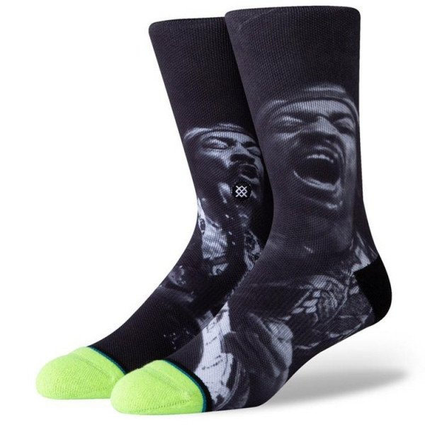 STANCE SOCKS ANTHEM JIMI JAM MULTI