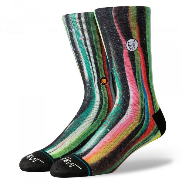 STANCE ZEĶES SURFSKATE OBLOW STRIPES MULTI