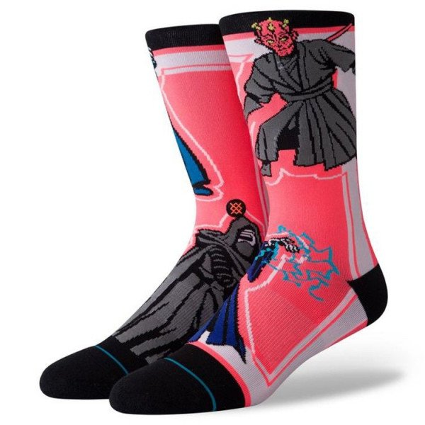 STANCE SOCKS BLUE FOUNDATION SW SITH BLACK