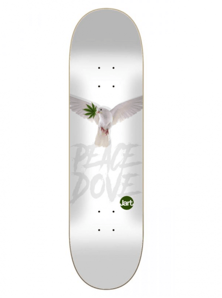 JART PEACE DOVE 8.125 DECK
