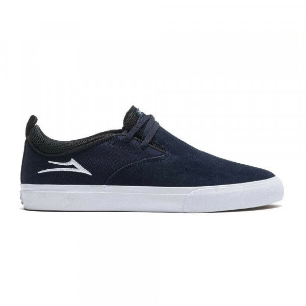 LAKAI SHOES RILEY 2 NAVY SUEDE F19