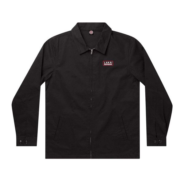 AKAI JACKET INDY GARAGE JACKET BLACK F19
