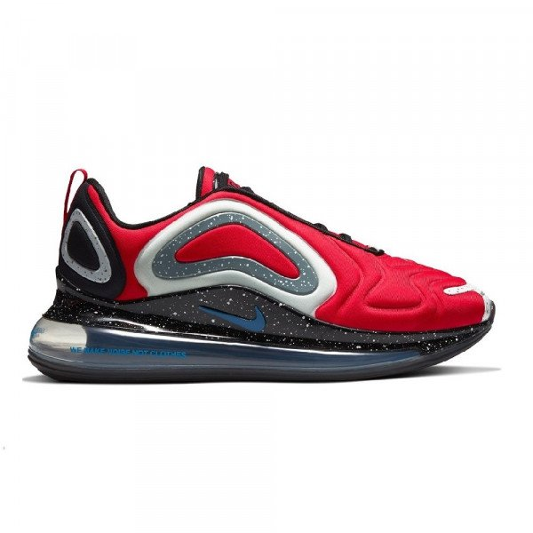 NIKE APAVI AIR MAX 720 UNDERCOVER UNIVERSITY RED BLUE JAY F19