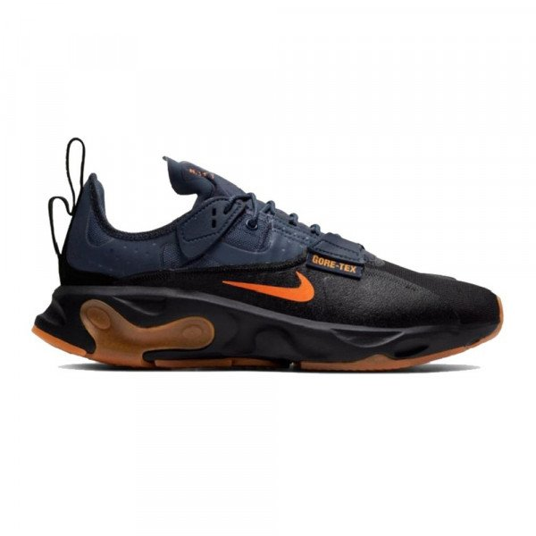 NIKE APAVI REACT-TYPE GTX BLACK THUNDER GREY F19
