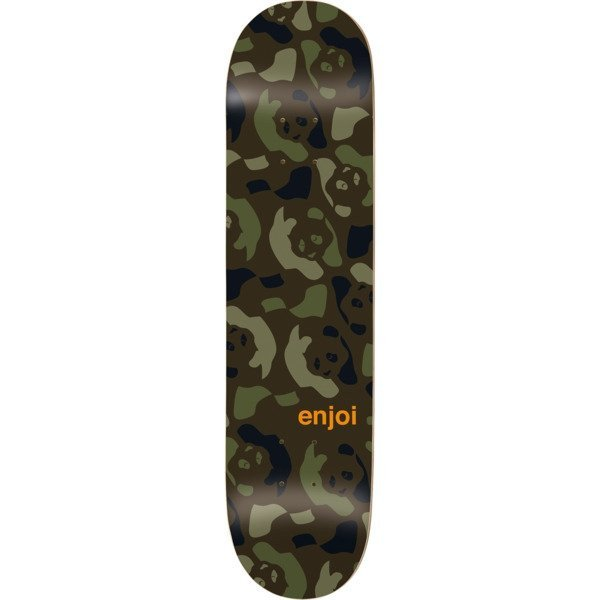 ENJOI KLĀJS REPEATER HYB GREEN CAMO 8.375