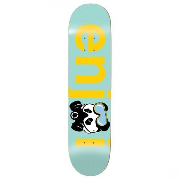 ENJOI DECK NO BRAINER GAS MASK HYB 8.125