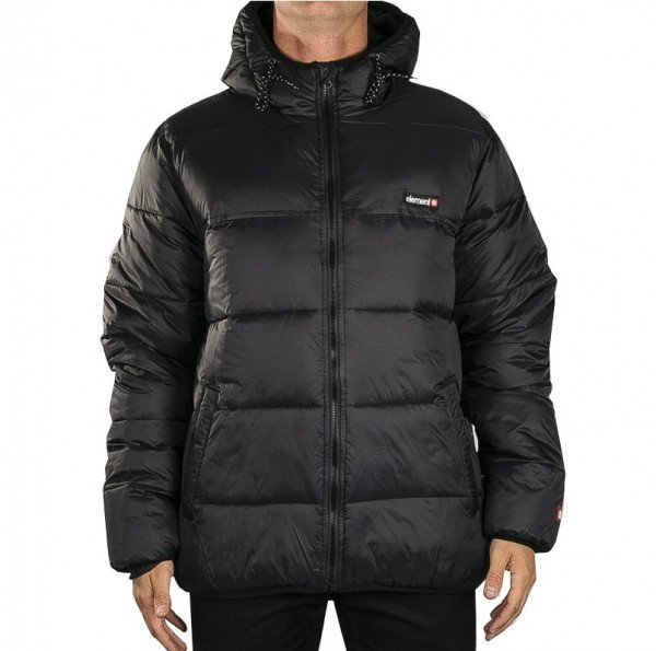 ELEMENT JACKET PRIMO ALDER AVALAN FLINT BLACK F19
