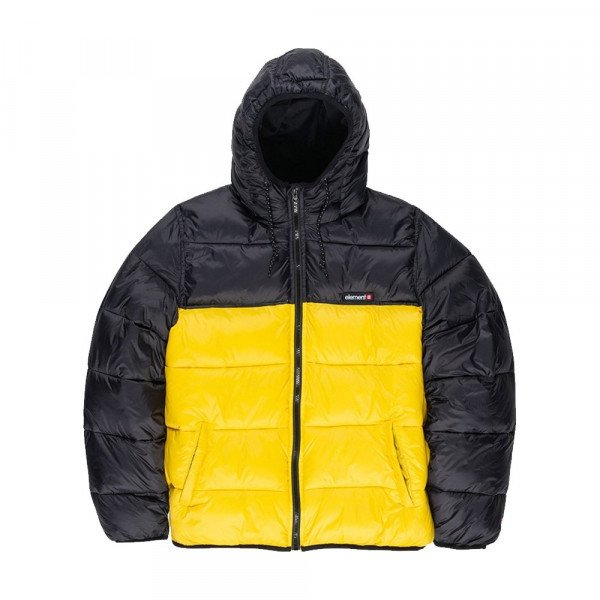 ELEMENT JACKET PRIMO ALDER AVALAN BRIGHT YELLOW F19