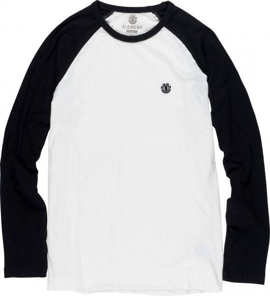ELEMENT LONGSLEEVE BLUNT FLINT BLACK F19