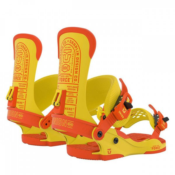 UNION BINDINGS DDC YELLOW W19