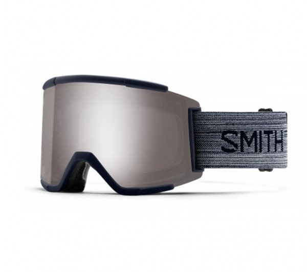 SMITH BRILLES SQUAD XL INK CP SUN PLATINUM MIRROR W19