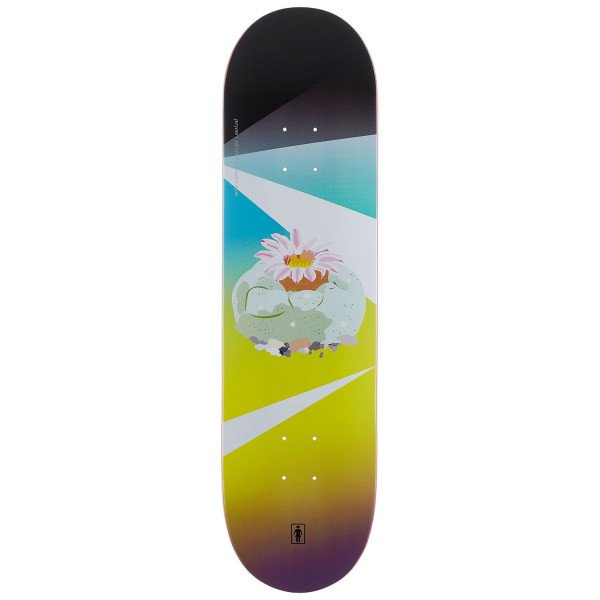 GIRL CARROLL PSYCHEDELIC 8.375 DECK