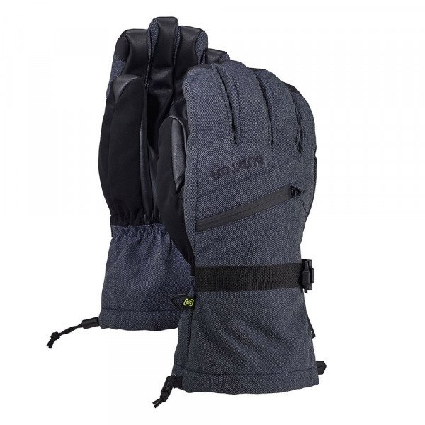 BURTON MB GORE GLOVE DENIM W19