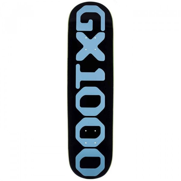 GX1000 OG LOGO BLACK 8.25 DECK