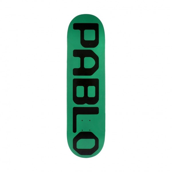 GX1000 KLĀJS PABLO GREEN 8.375 DECK