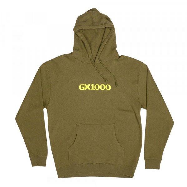 GX1000 HOOD OG LOGO HOODIE ARMY H19