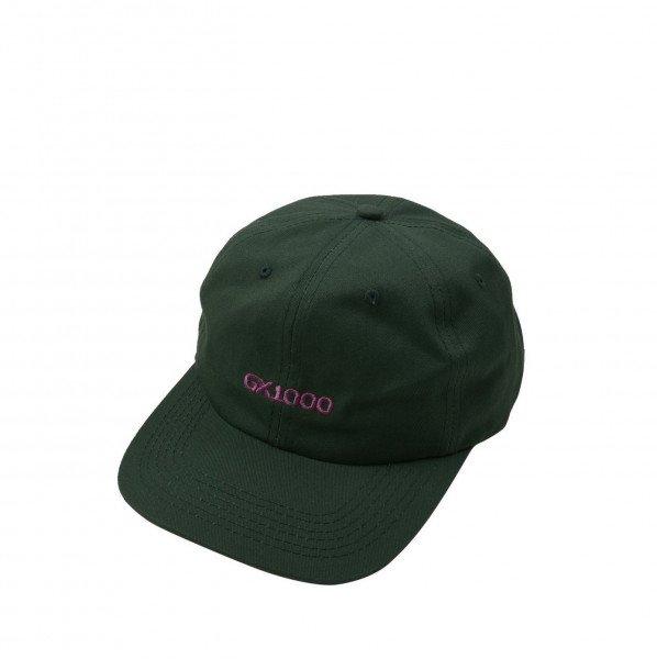 GX1000 HAT OG LOGO 6P GREEN H19