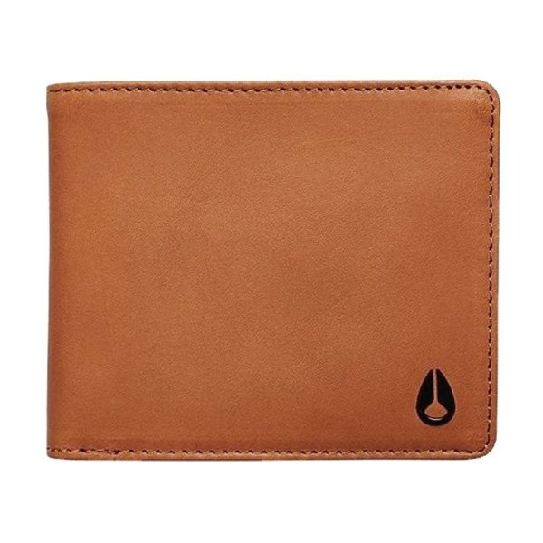 NIXON MAKS CAPE LEATHER COIN SADDLE