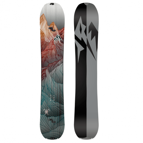 JONES SNOWBOARD SOLUTION W19