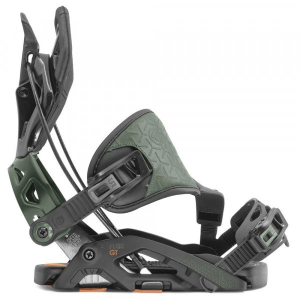 FLOW BINDINGS FUSE-GT HYBRID BLACK W19