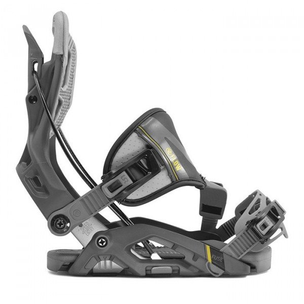 FLOW BINDINGS FUSE SPACEGREY W19