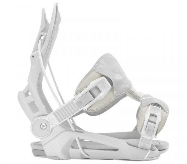 FLOW BINDINGS MAYON PLATINUMGREY W19