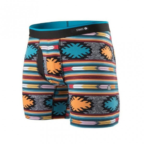 STANCE UNDERWEAR DIXIE BB BLACK