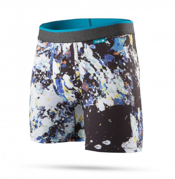 STANCE UNDERWEAR DRIPPING WH BLACK