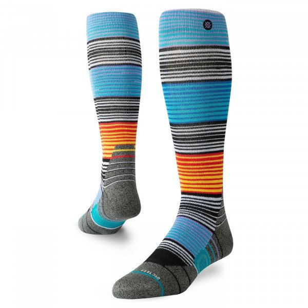 STANCE ZEĶES SNOW WOLF CROSSING MULTI